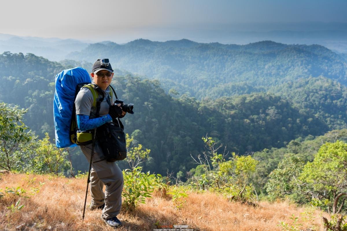 [มือใหม่เริ่มเดินป่า] การเลือกเครื่องแต่งกาย สำหรับเดินป่าในประเทศไทย